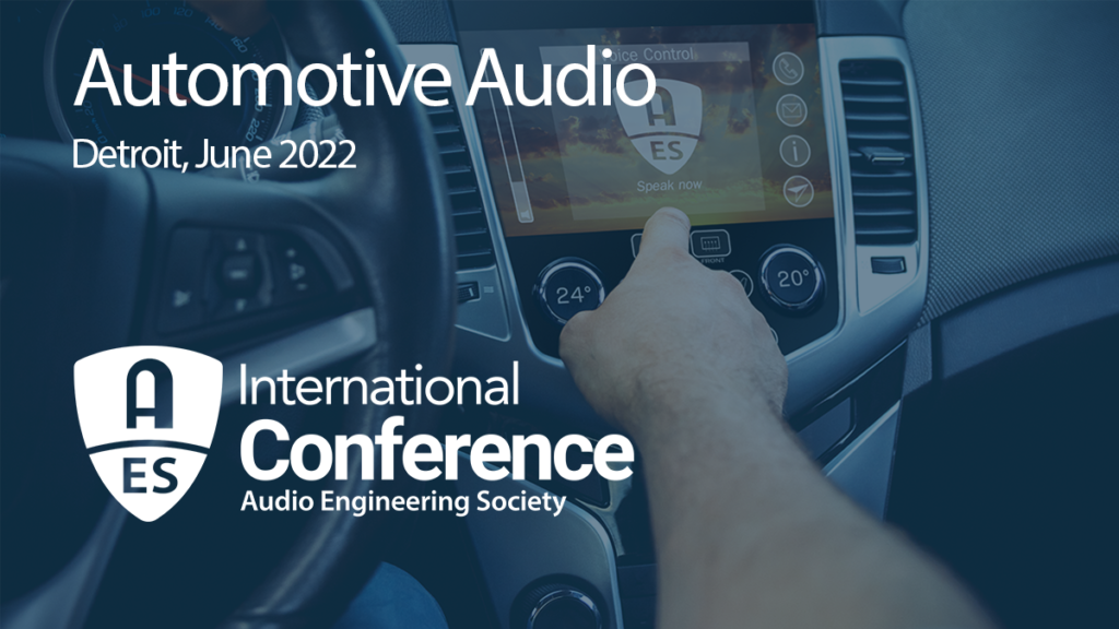 Automotive Audio 2022