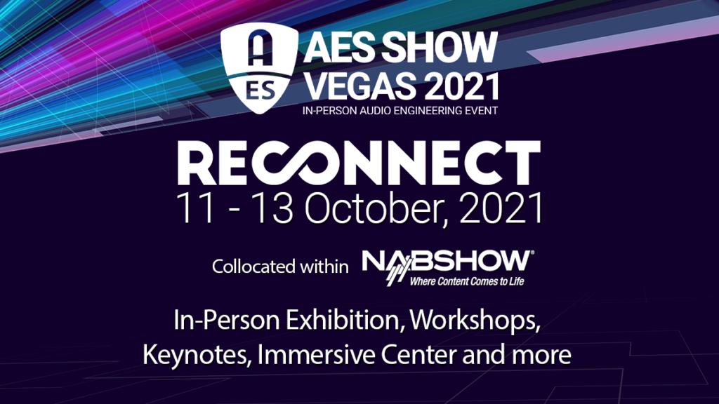AES Vegas 2021