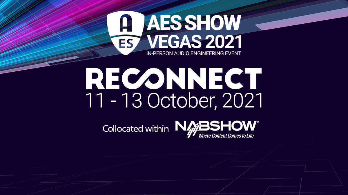 AES Vegas 2021 reconnect