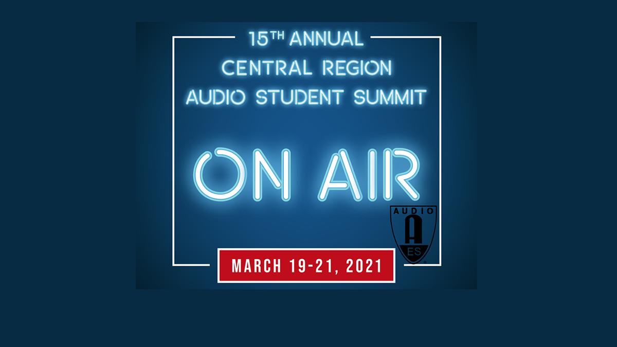 Central Region Student Summit March 2021