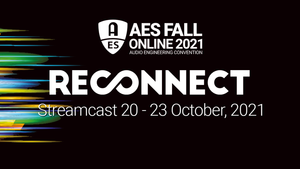 AES Fall Show Online 2021