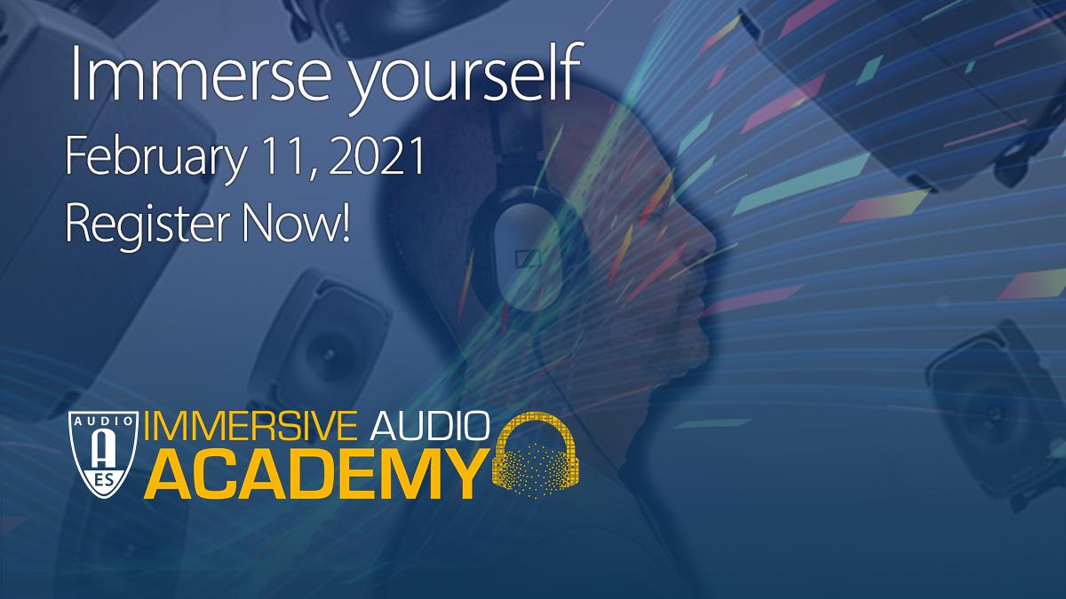 Immersive Academy 1 Feb