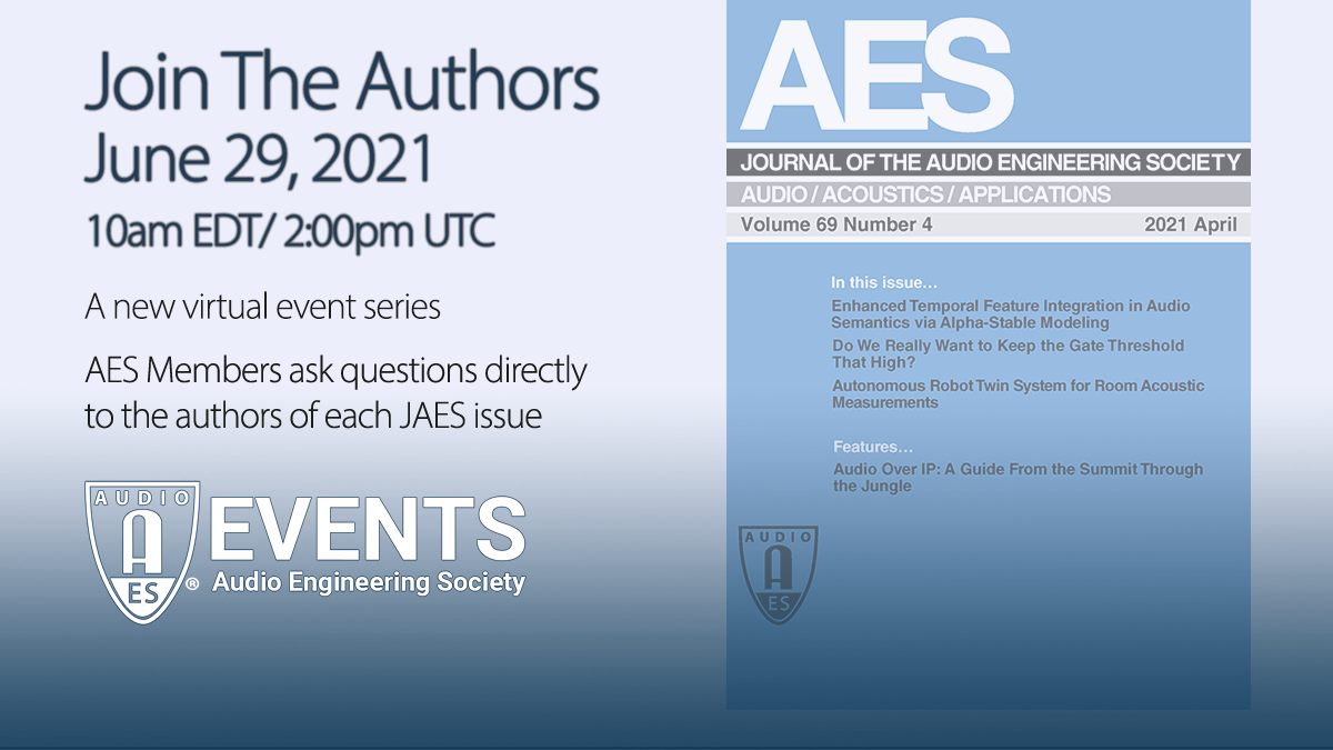 Ask the Authors Event