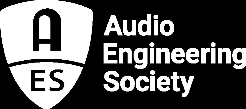 AES Logo WHITE