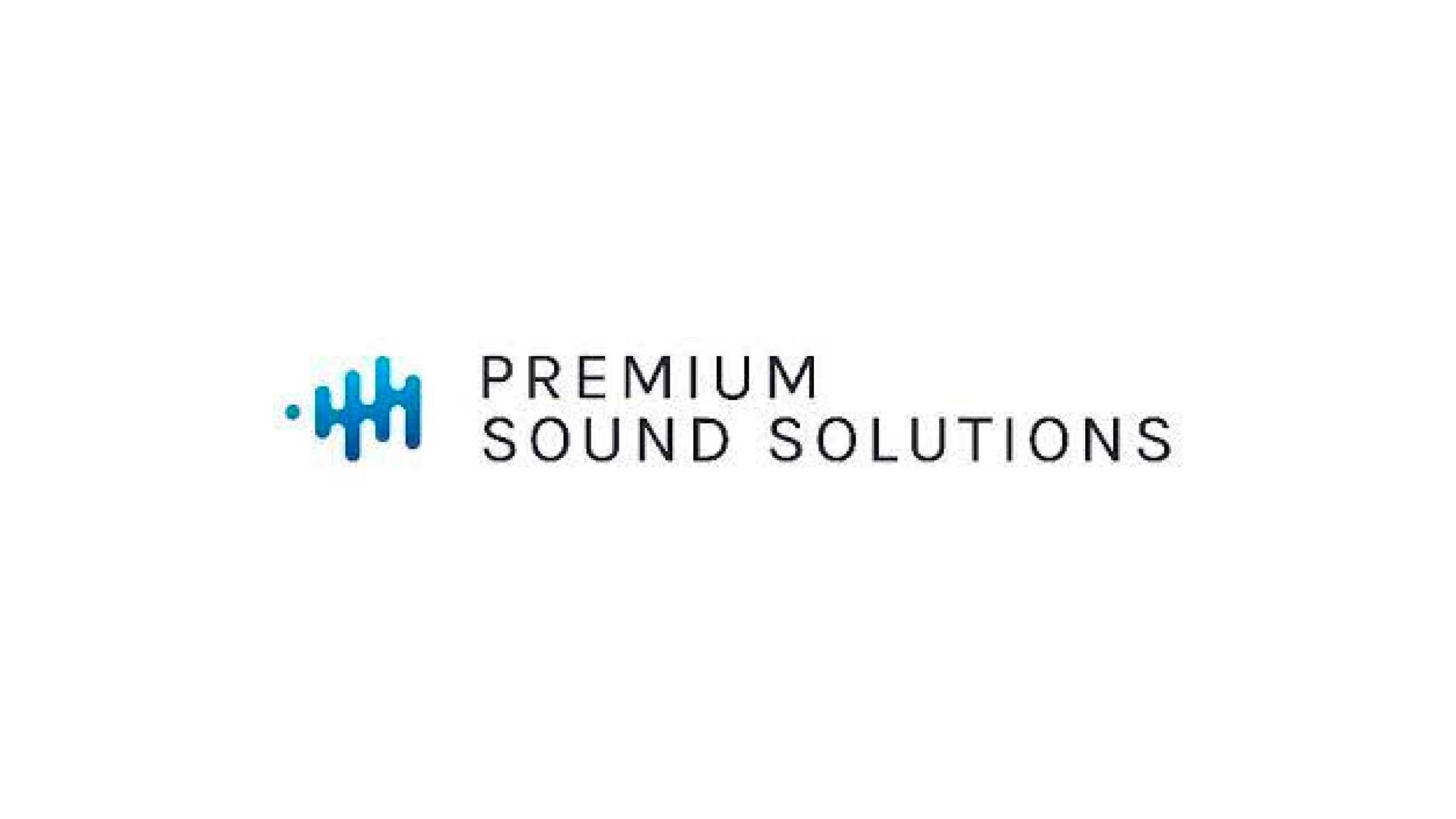 Premium Sound Solutions Logo