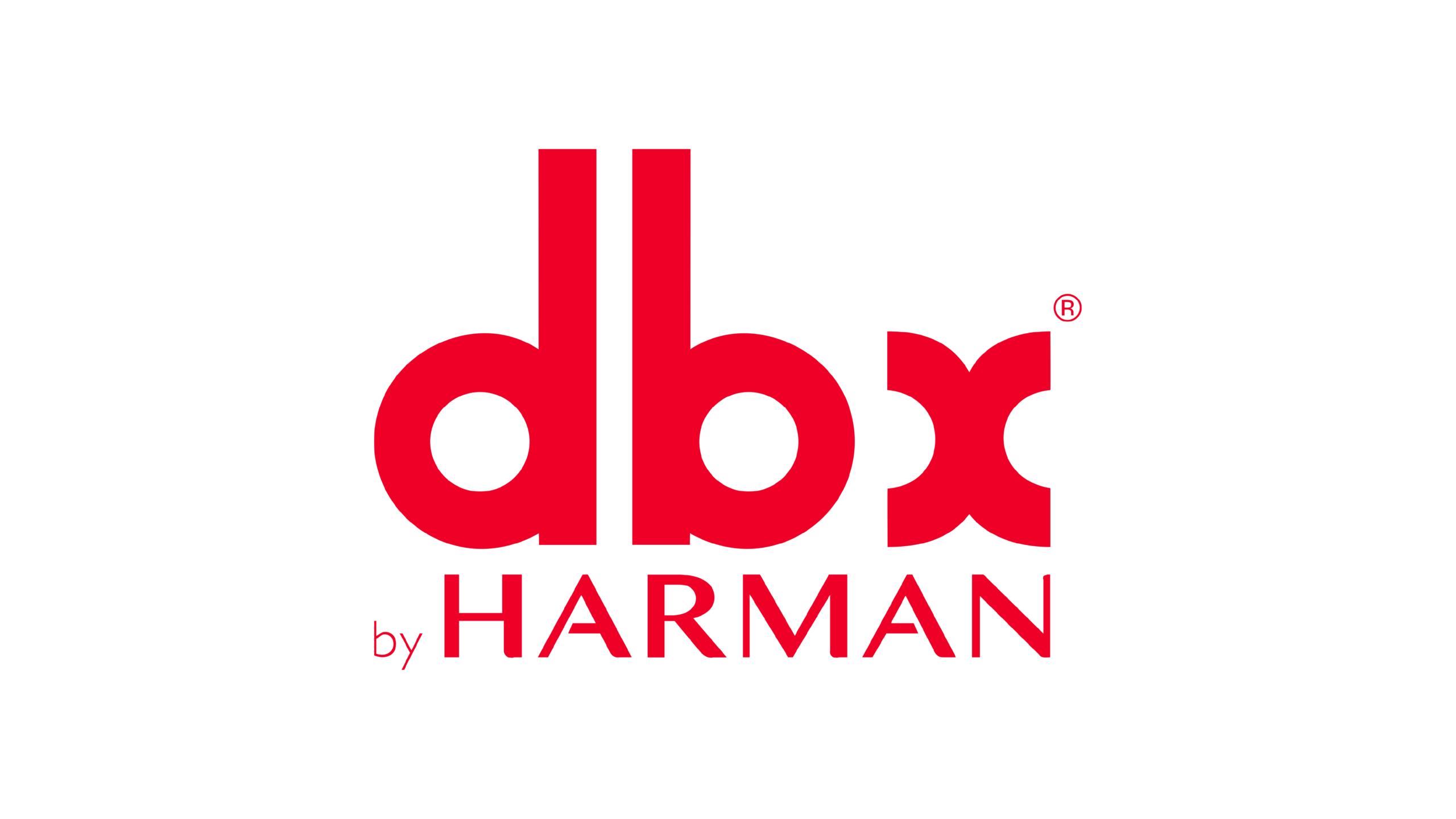 dbx by harman logo