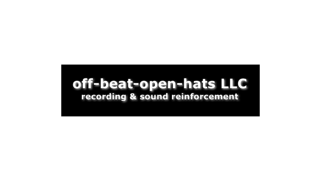 Off Beats Open Hats Logo