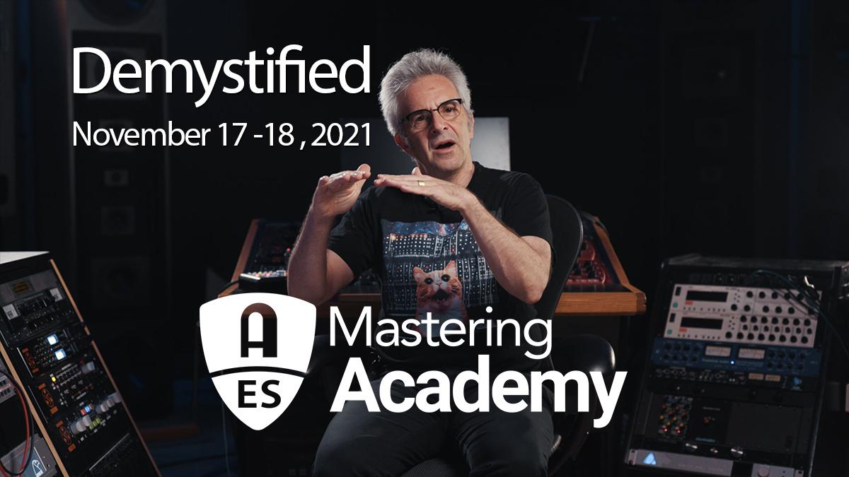Mastering Academy Nov
