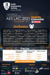 AES LAC 2021