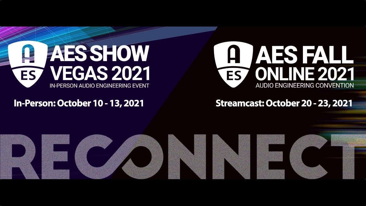 AES Show and Online Convention 2021